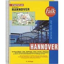 Falk Stadtatlas Großraum Hannover