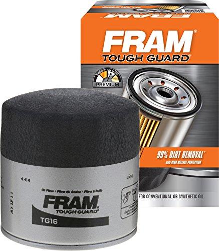 FRAM Tough Guard Oil filter, TG16