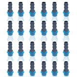 #5: Pepperagro Garden Drip Irrigation Watering 16mm Take Up For PVC Pipe Set Of 24