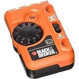 Black & Decker BDS200, Detector estructuras para metal y cables, color naranja y negro