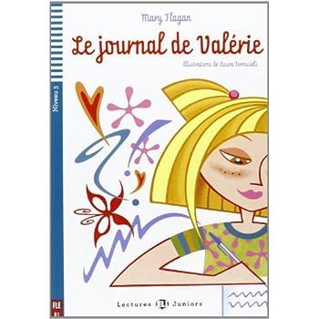 Le journal de Valerie. Avec expansion en ligne
