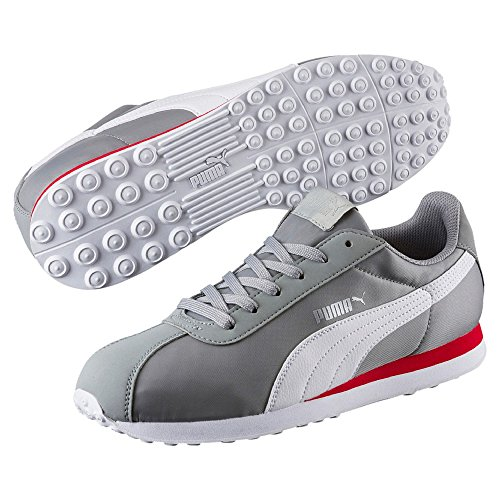 Puma Pumaturinnlf6, Baskets Unisexes - Adulte Gris