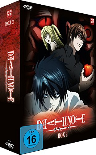 Death Note Box - Vol. 2 [4 DVDs]