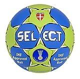 Select - Scorpio 2014 Ballon de Handball 2 Bleu - Bleu/Vert
