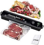 جهاز تفريغ الهواء، 2021، الة ختم فراغ لحفظ الطعام التلقائي المحسن لحفظ الطعام، آلة حفظ الطعام خفيفة الوزن (اسو