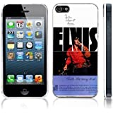 ELVIS PRESLEY that's de It es de cartel carcasa rígida para iPhone 5/5S