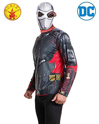 Rubie's Suicide Squad Deadshot Kostüm, Gr. XL