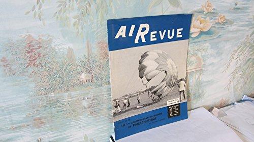 Airevue N°10,octobre 1960 / Les 5mes championnats du monde de parachutisme par Collectif