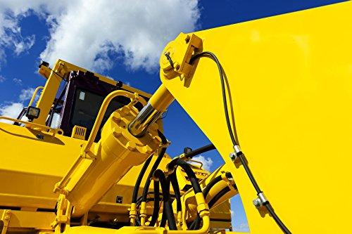 Preisvergleich Produktbild BEKATEQ LS-715 2K Maschinenlack glänzend,  2, 5kg MB Trac rotorange: RAL 2001,  DB 2553 (auch für Unimog),  Landmaschinenlack,  Metallschutzlack,  Industrielack