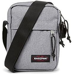 Eastpak The One Sac Bandoulière Mixte Adulte, Gris (Sunday Grey) - 21 x 16 x 5,5 cm