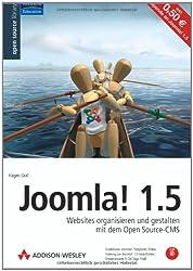 Joomla! 1.5 - mit 3 exklusiven Templates, allen Buchbeispielen und Dreamweaver 8-Trial auf CD