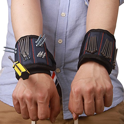 hense-magnetic-wristband-with-6-strong-magnets-for-holding-screws-nails-drill-bits-scissors-and-smal