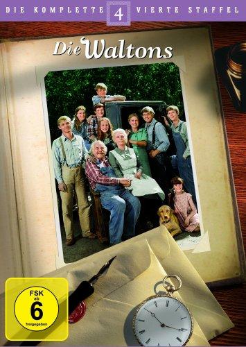 Die Waltons - Die komplette 4. Staffel (7 DVDs)