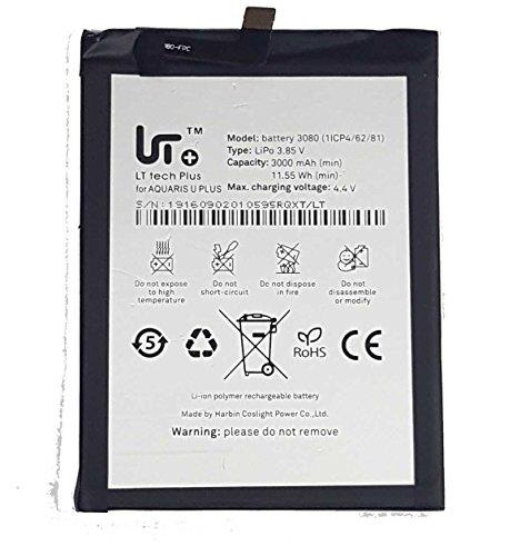 Todobarato24h Bateria BQ Aquaris U/U Plus/U Lite 3000