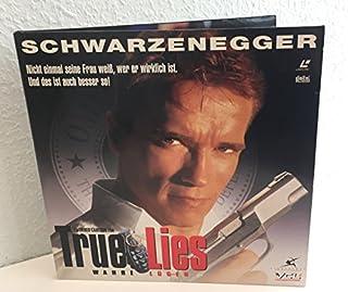 True Lies - Wahre Lügen LASERDISC
