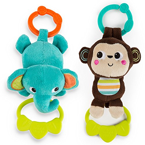 Bright Starts Tug Tunes Monkey- 4 Melodies (japan import)