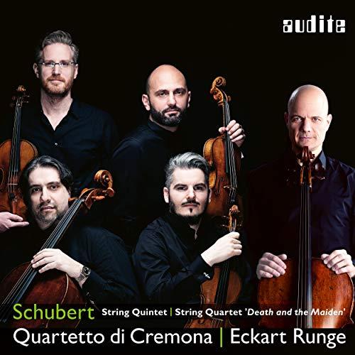 Schubert: String Quintet & String Quartet