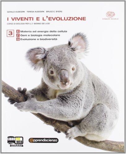 I viventi e l'evoluzione. Per i Licei e gli Ist. magistrali. Con espansione online: 3