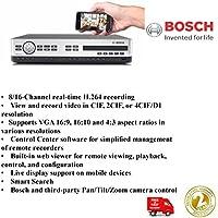 NEW BOSCH 16 CANALI, 600 W SERIE 4 TB HDD/DVD, 2 X VGA H.264-MOBILE VISUALIZZAZIONE