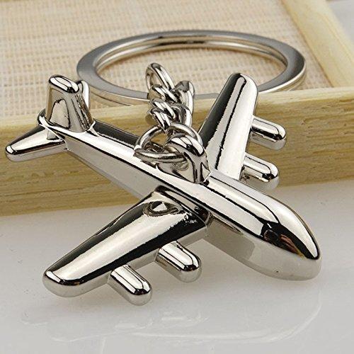 Mini Llaveros Modelos de Aviones