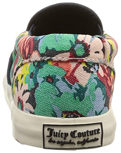 Juicy Couture Nicole, Chaussures de Tennis Femme COSTA RICA GARDEN CANVAS