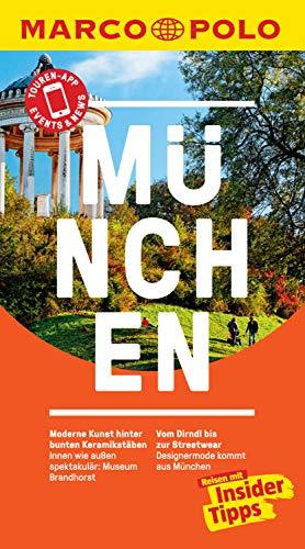 MARCO POLO Reiseführer München: inklusive Insider-Tipps, Touren-App, Events&News & Kartendownloads (MARCO POLO Reiseführer E-Book)