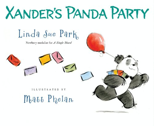 Xander's Panda Party (English Edition)