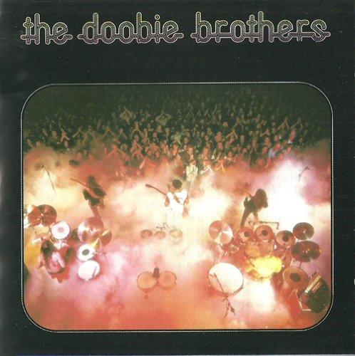 Doobie Road Rock incl. Spirit (CD Album The Doobie Brothers, 12 Tracks) Black Down Parka