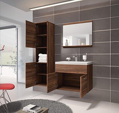 Bathroom cabinet montreal 60cm basin storage cabinet for Bathroom cabinets montreal