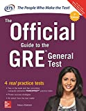 #2: The Official Guide to the GRE General Test