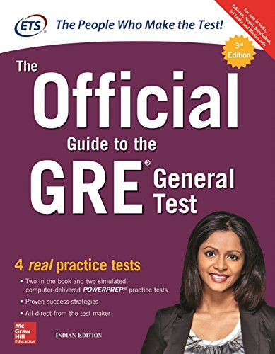 The Official Guide to the GRE General Test Third Edition price comparison at Flipkart, Amazon, Crossword, Uread, Bookadda, Landmark, Homeshop18