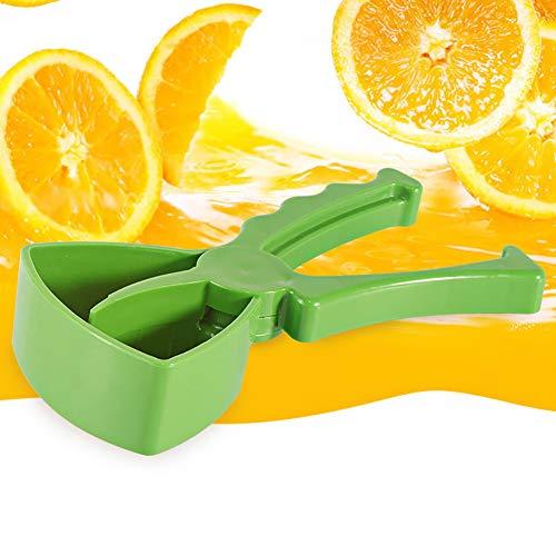 Juicer Manual Fruit Lemon Batidora Personal Mini Baby Plastic Press Cocina (Verde)