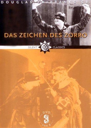 (Das Zeichen des Zorro - The Mark of Zorro)