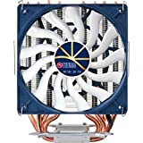 Titanium TTC NC85TZ (RB Intel and AMD CPU Cooler Dragonfly 3 for LGA 2011/1366/1156/1155/775, FM1/FM2/AM3 +/AM3/AM2/AM2 +, 130 W Black