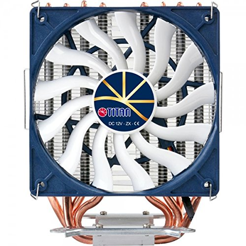 Titan TTC-NC95TZ(RB) Processore Refrigeratore ventola per PC
