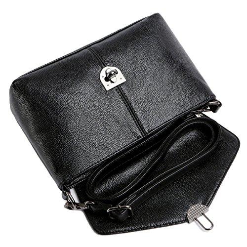 Koreanische Version Des Messenger-Tasche Einfach Wilde Mode Rucksack A3