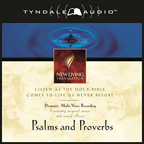 Psalms and Proverbs: NLT (Audio Bible-nlt)