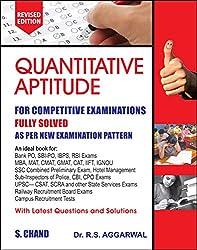 Quantitative Aptitude for Competitive Examinations