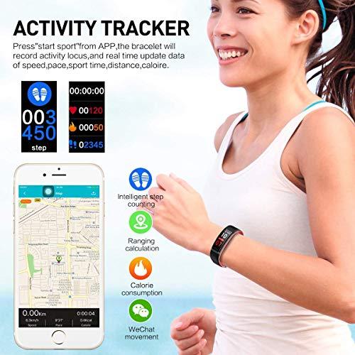 Zoom IMG-2 suptempo orologio fitness tracker pressione