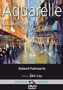 Aquarelle - Imaginez une ville