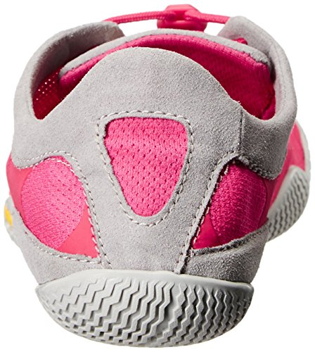 Vibram Fivefingers Kso Evo, Chaussures Sport Femmes Rose (rose / Gris)