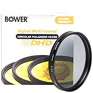 Bower Pro DHD Filtre Polarisant 77 mm