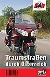 Austria Classic Tour Motorradkarte: Traumstrassen durch Österreich
