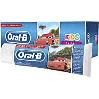 Oral-B Kids Cars Dentifrice 75ml 3Ans et Plus -