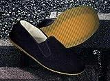 KWON - Zapatillas para Kung Fu Wing Chun Tradicional de Shaolin Wushu Estilo Chino Negro