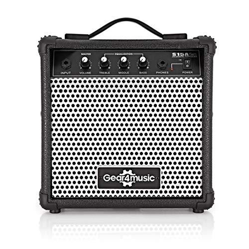 15W Akustikgitarrenverstärker von Gear4music