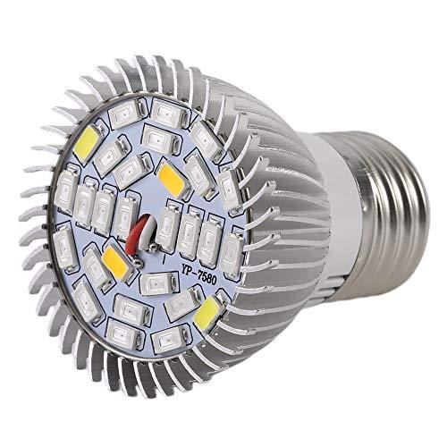 ARSUTE Lámpara Cultivo Plantas luz LED Full Spectrum