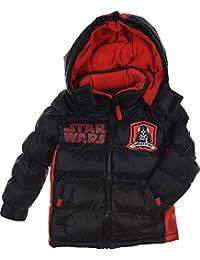 Lizenzierte Kinder Star Wars wattierte Jacke / Mantel.