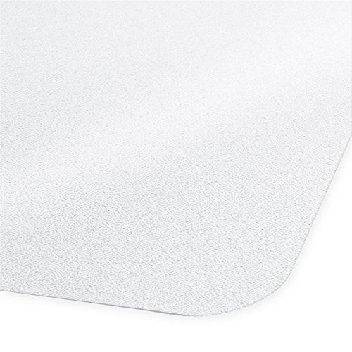 Bodenschutzmatte NEO | transparent & rutschfest | für Hartböden | Größe wählbar (100x120 cm) -