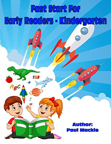 FAST START FOR EARLY READERS - KINDERGARTEN (English Edition)